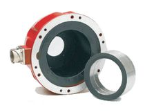 DC motor / permanent magnet / 60 V / direct-drive
