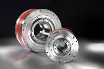 Vertical rotary table / CNC / motorized