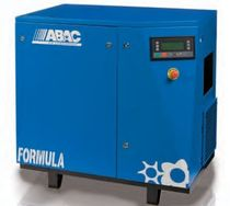 Air compressor / transportable / screw / lubricated