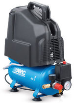 Air compressor / mobile / piston / oil-free