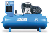 Air compressor / stationary / piston / with dryer