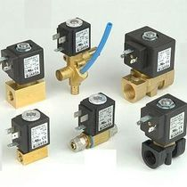 "2/2 way direct acting solenoid valve 1/8"" - 1/2"", 0.75 - 25 l/min, max. 150 bar JAKSA"