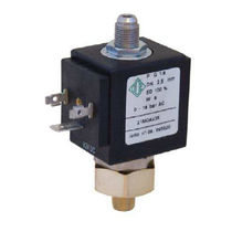 2/2 way direct acting solenoid valve DN 2.5, max. 25 bar | 21M0AV25 ODE