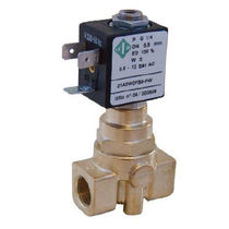 2/2 way pilot operated piston solenoid valve DN 5.5, max. 25 bar | 21A2W0F55-PW series ODE