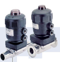 2/2 way pneumatically actuated diaphragm valve DN 4 - 100, max. 7 bar | 2031 series BURKERT FLUID CONTROL SYSTEMS