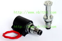 2/2 way poppet valve  Ningbo Longteng Hydraulic Components Co.,Ltd.