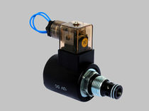 2/2 way servo-controlled cartridge valve SV-10-2.NC.P Ningbo Longteng Hydraulic Components Co.,Ltd.