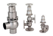 2/3 way shut-off angle valve DN 15 - 200, max. 16 bar | SBS/S, SBS/3 series BUROCCO ACHILLE