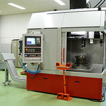 2-axis vertical CNC turning center max. ø 650 mm | Mikroturn 650 V HEMBRUG
