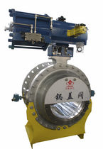 2-way flange ball valve 180 ...  230 %u2103 Zhejiang Linuo Flow Control Technology Co., Ltd