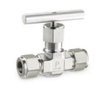 2-way needle valve max. 5 000 psig (345 bar) | V series Parker Instrumentation Products Division - Europe