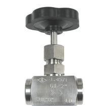 2-way needle valve DN 4 - 22, 120 - 400 bar  Armaturen Arndt