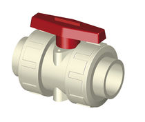 2-way plastic ball valve DN15 - DN100 | 3150 SAFI