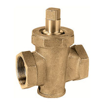 "2-way plug valve 3/8"" - 3"", 10 bar 