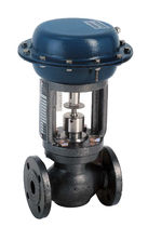 2-way pneumatically operated control valve DN 15 - 50, max. 16 bar | EURO series BUROCCO ACHILLE