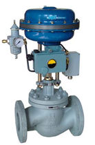2-way pneumatically operated control valve DN 15 - 300, PN 25 | Edelle2P Sart von Rohr