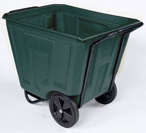 2 wheel waste disposal container  Akro Mils