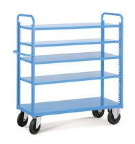 Storage cart / shelf / multipurpose / with swivel casters