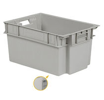 Flush grid container / polypropylene / transport