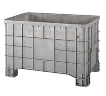 Plastic pallet box / storage / stacking