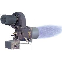 Gas burner / nozzle mix / low-NOx