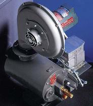 Gas burner / immersed tube / low-NOx