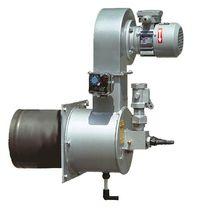 Gas burner / nozzle mix