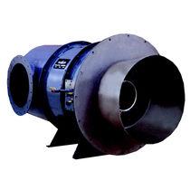 Fuel oil burner / gas / nozzle mix