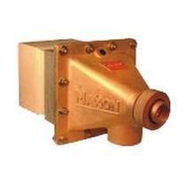 Fuel oil burner / nozzle mix / low-NOx