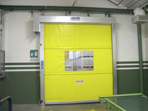 Roll-up doors / indoor / industrial / PVC