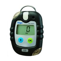 Gas detector / CO / individual / compact