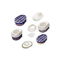 Gas filter / respirator