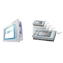 HMI terminal with touch screen / panel-mount / SVGA / IP65