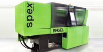 Horizontal injection molding machine / hydraulic / modular / tie-bar-less