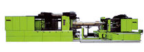 Horizontal injection molding machine / hydraulic