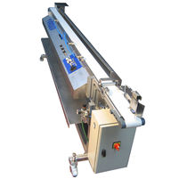 Belt conveyor / for extrusion lines