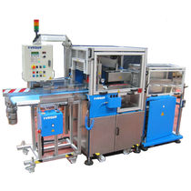 Metal cutting machine / guillotine / for tubes / CNC