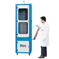 Dry cleaning machine / water / automatic / process