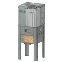 Filter dust collector / for wood dust