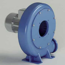 Centrifugal fan / extraction / exhaust / with forward-inclined curved blades