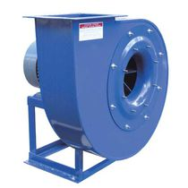 Radial fan / industrial / for pneumatic conveying