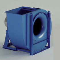 Centrifugal fan / extraction / rugged / industrial
