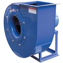 Centrifugal fan / extraction / medium-pressure / rugged