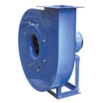 Centrifugal fan / high-pressure / industrial / for pneumatic conveying