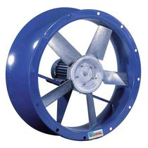 Axial fan / cooling / ventilation / industrial