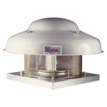Rooftop fan / axial / extraction / ventilation