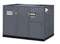 Air compressor / transportable / screw / oil-injected