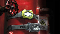 LED head lamp / work / compact / ATEX