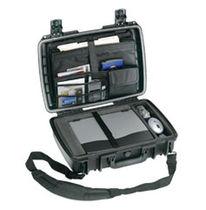Protective suitcase / steel / waterproof / notebook