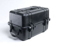 Top loader briefcase / polypropylene / with foam